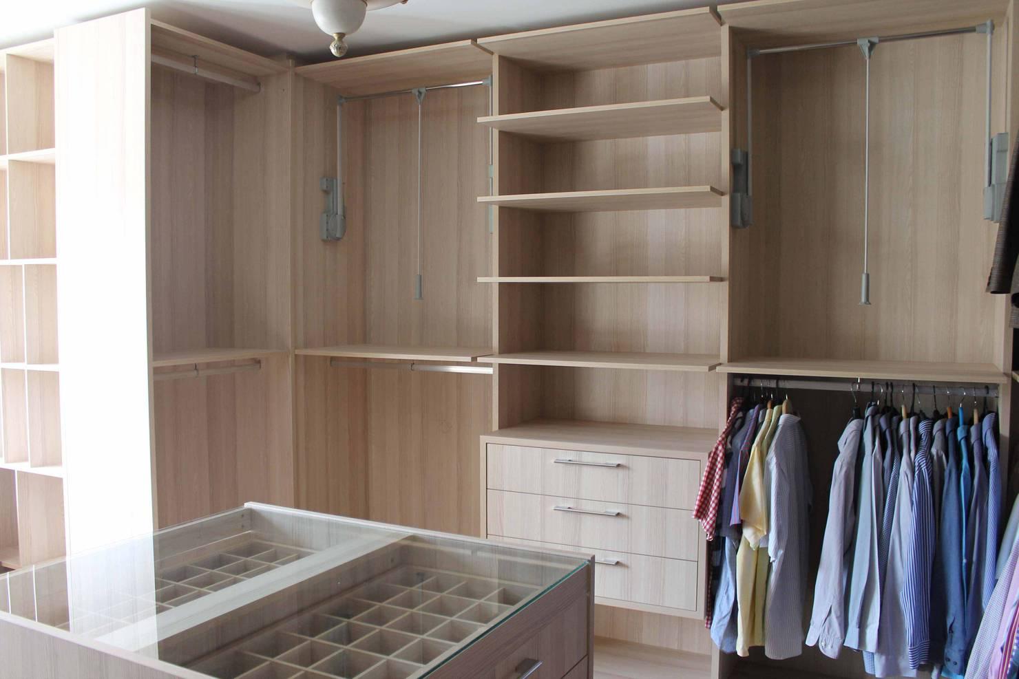 Türkiye'den herkese ilham verecek 10 modern giyinme odası