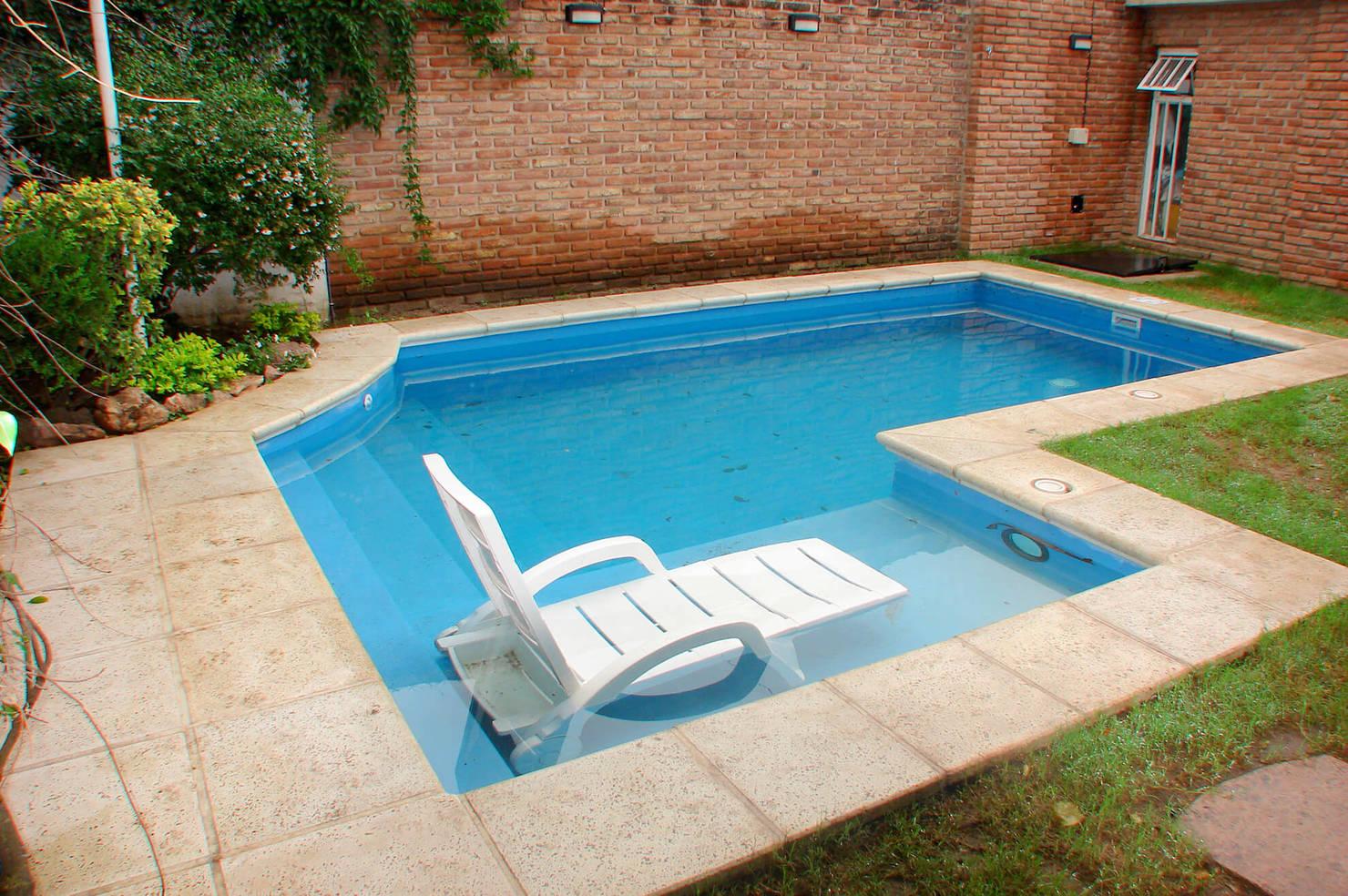 6 piscinas pequeñas que caben en cualquier jardincito