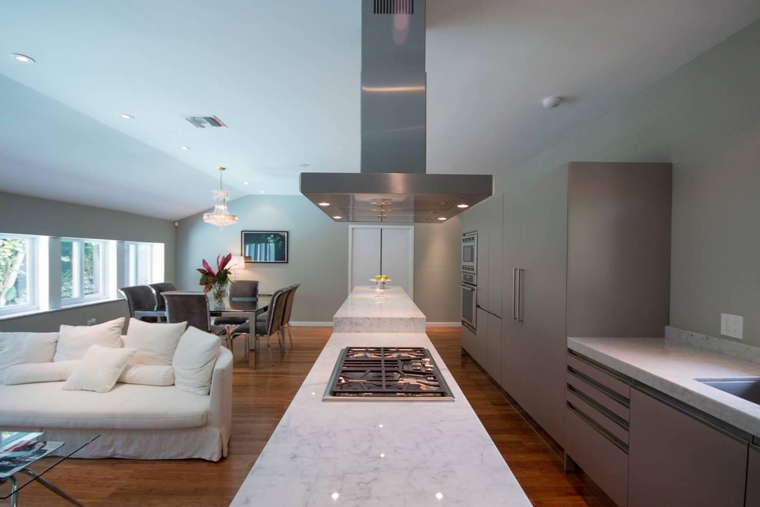 6 гениальных идей для разделения кухни и гостиной