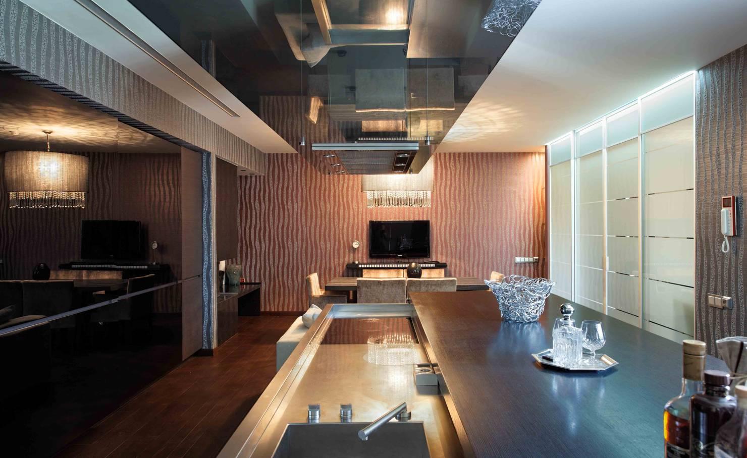 Дизайн дома в Москве