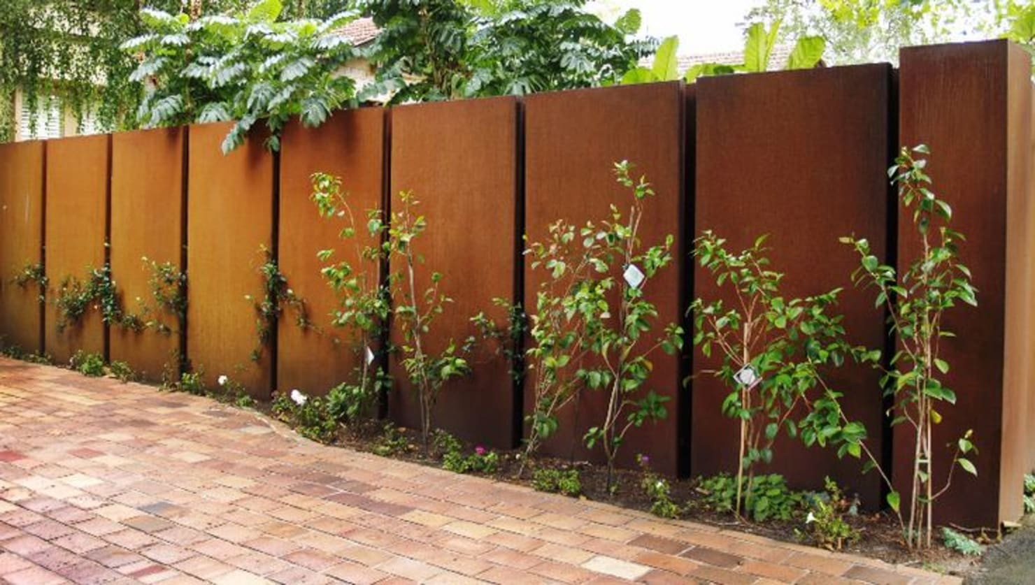 Garden: 12 garden fences your neighbors will definitely want to copy!