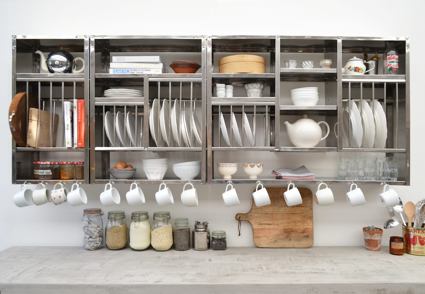 Kitchen storage that will make your life easier