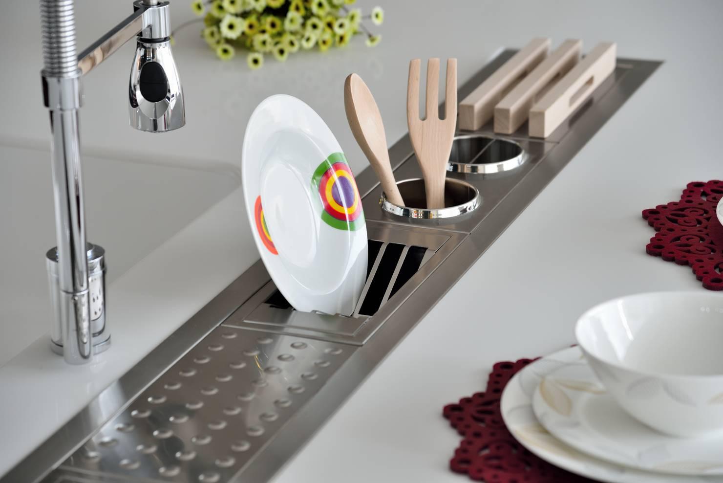 13 практических решений, полезных на кухне- фотографии
