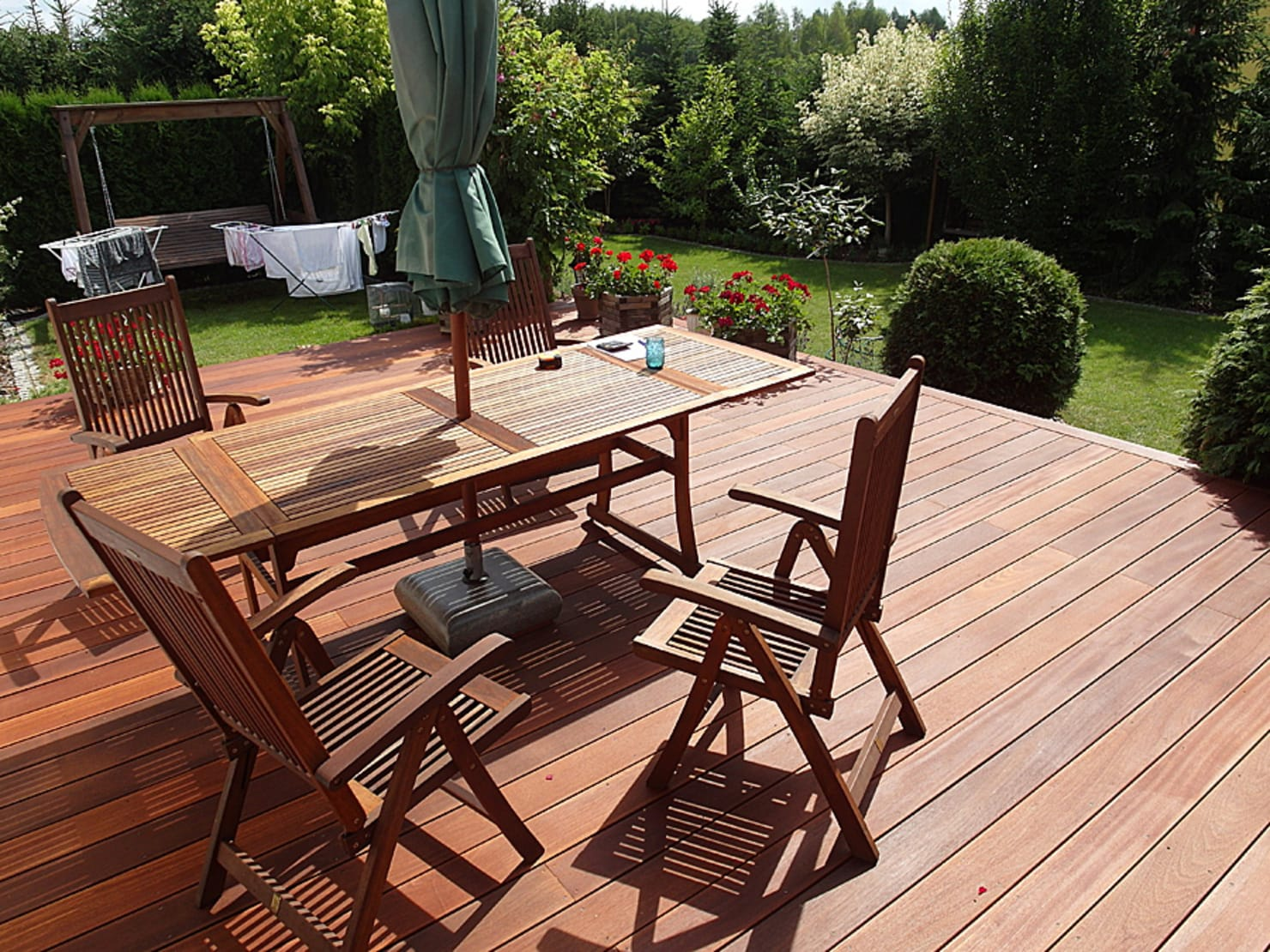 Woodworking: 13 simple ideas for the backyard or garden