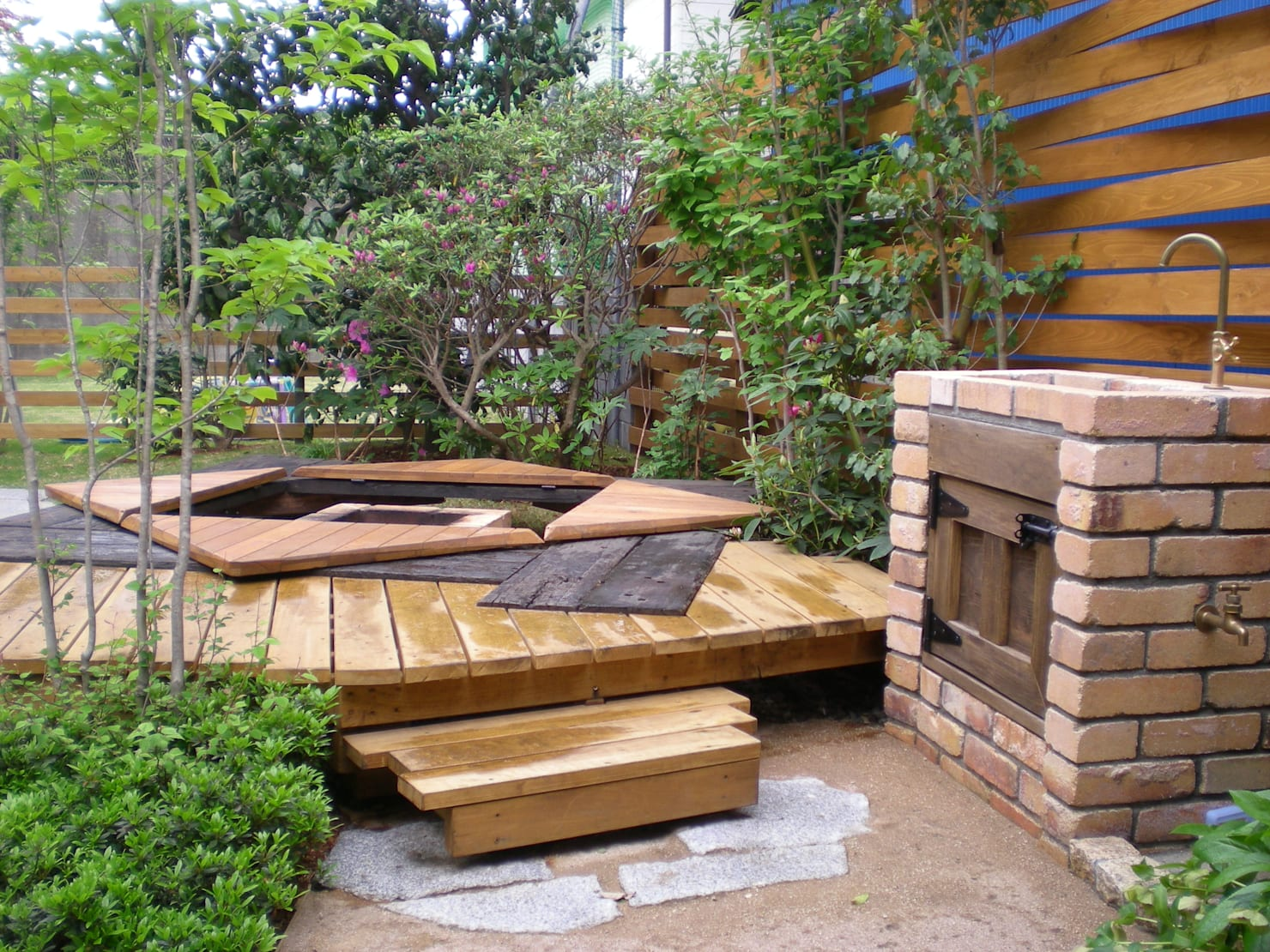 24 wooden garden projects you could try building