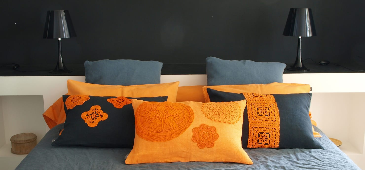 44 crochet and crochet-inspired items for your home!