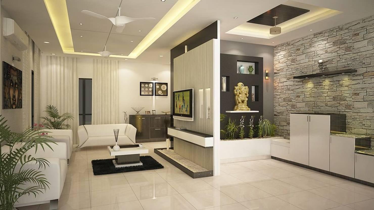 A unique 4 bedroom Bangalore home