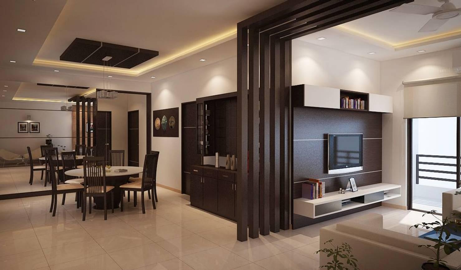 The super sleek Bangalore apartment