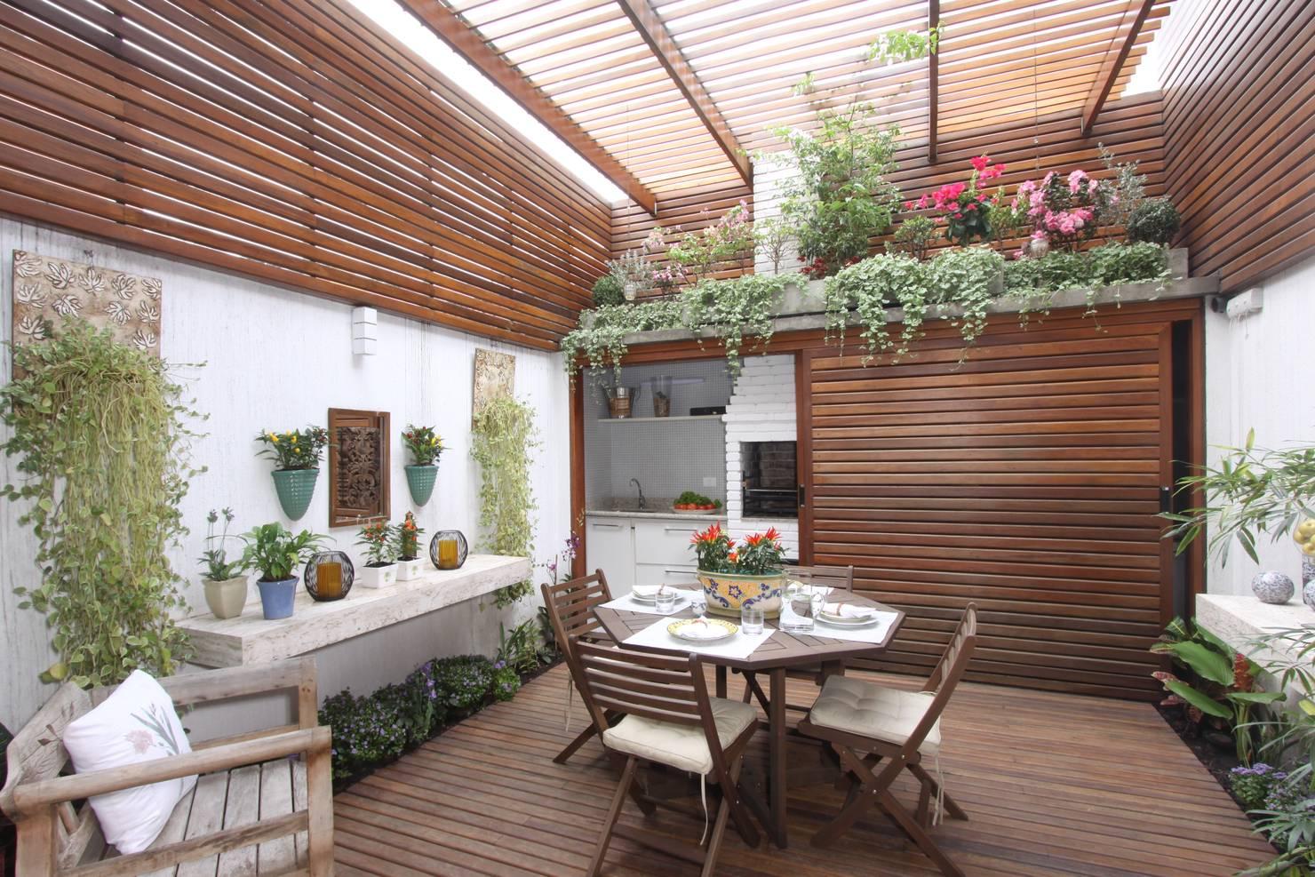 12 pérgolas que harán de tu patio un lugar ¡espectacular!