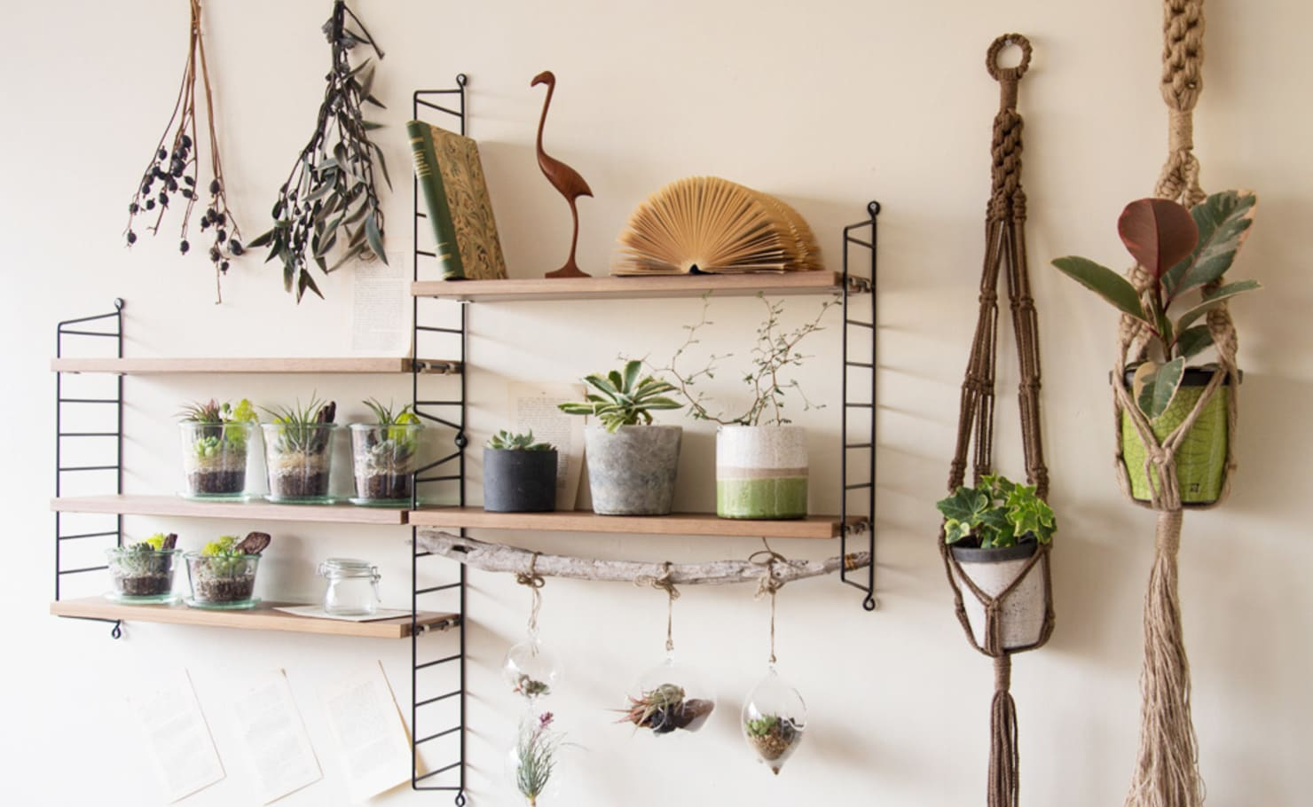 9 wall storage ideas that you need to try