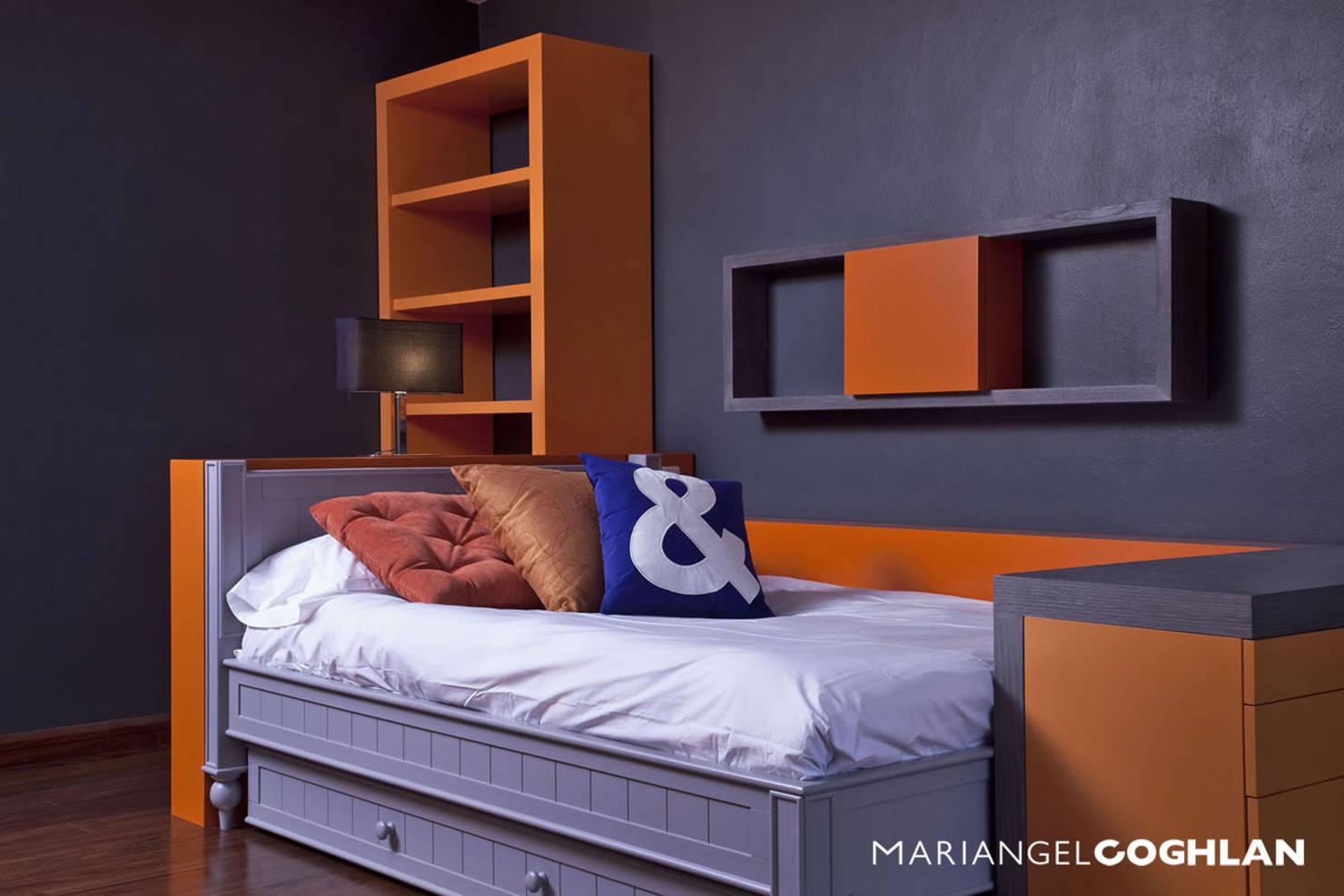 Habitaciones juveniles: ideas de decoración