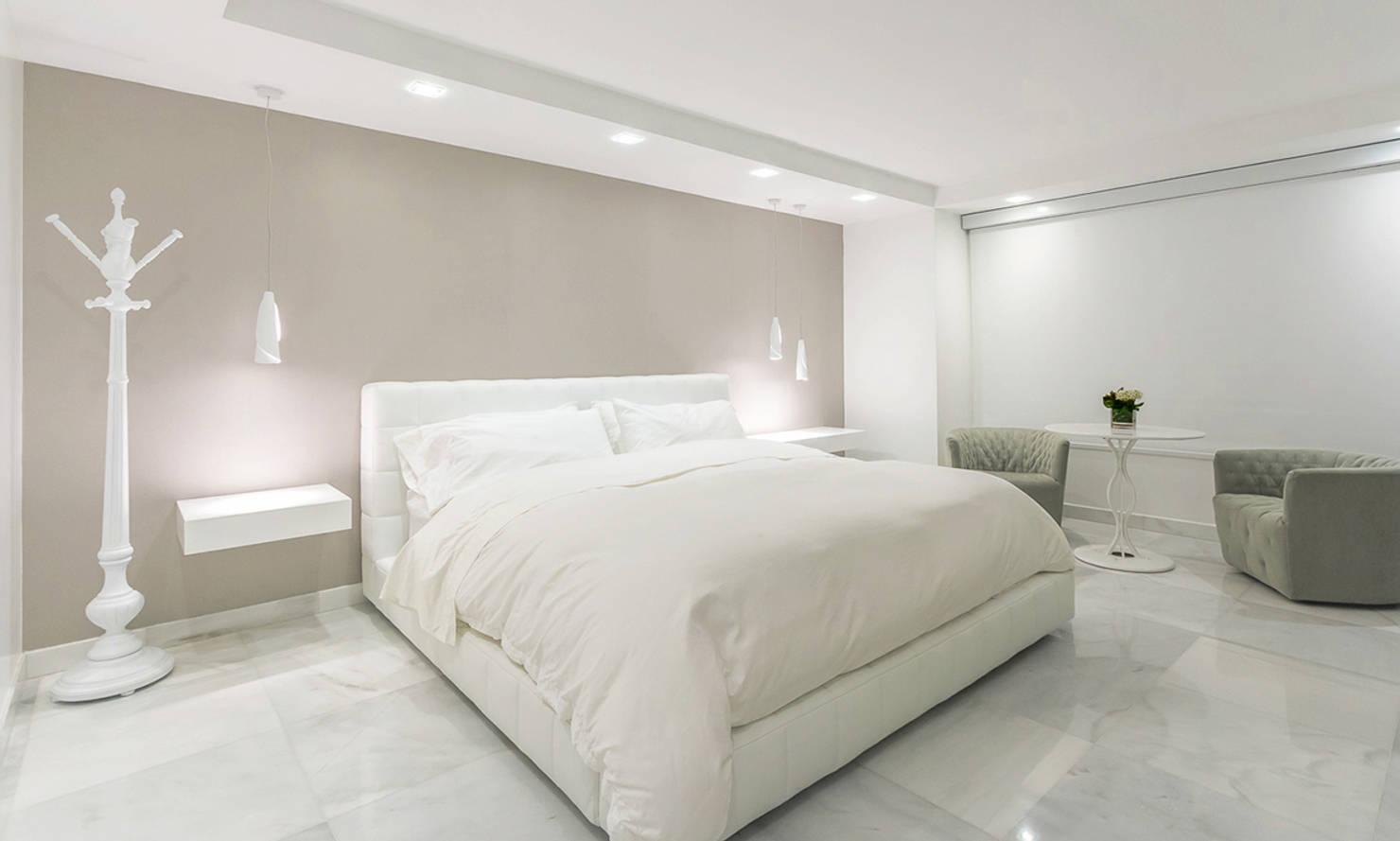 7 great color palettes: surprising bedroom neutrals