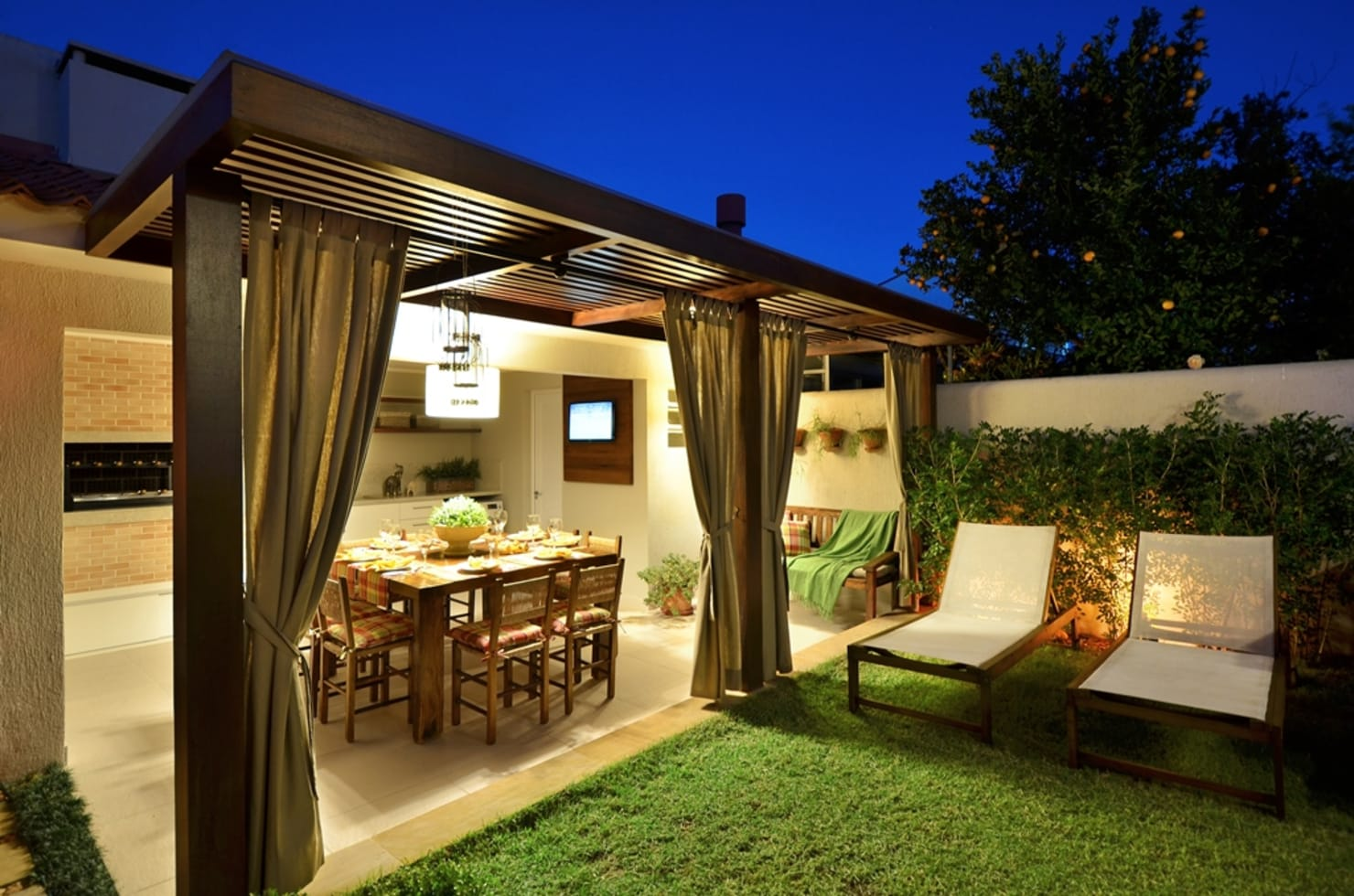 9 patio designs that you should copy immediately