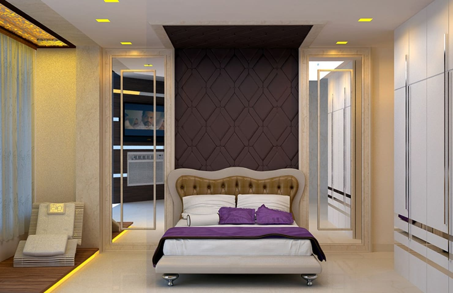 8 different bedroom concepts for Indian homes