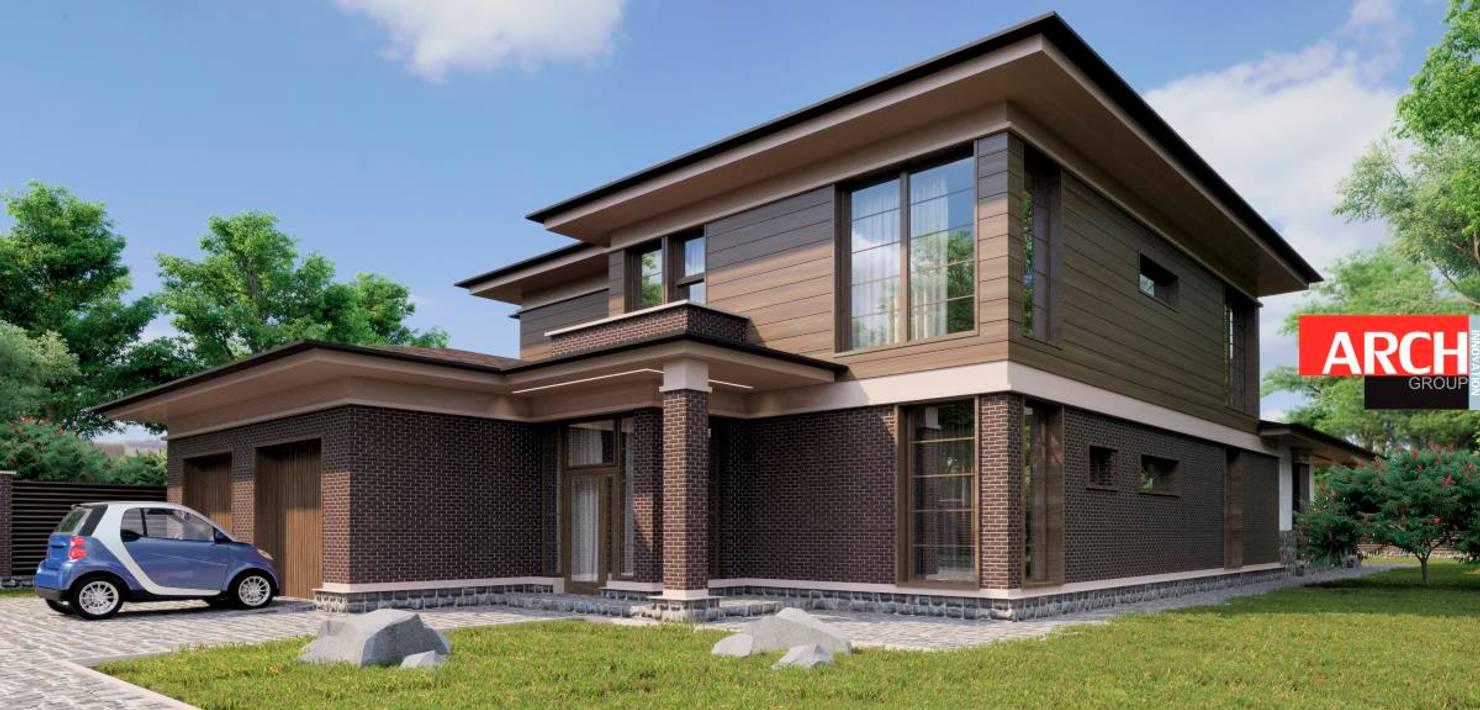 5 casas modernas con sus planos para que tomes nota