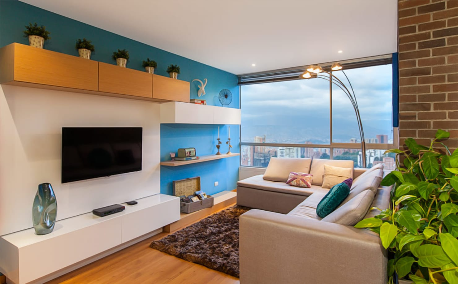 28 salons modernes avec divan en L