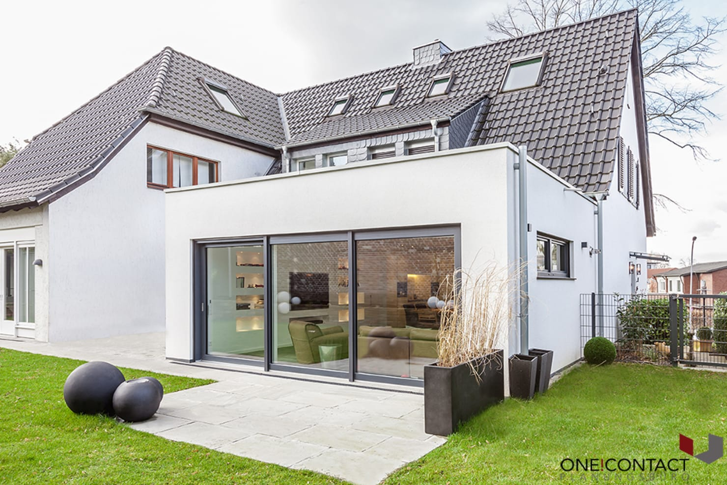 House update with 60s and innovative design