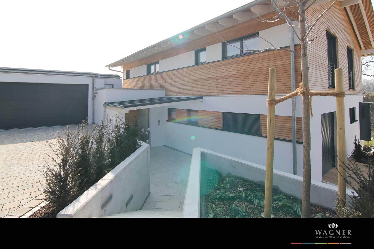 Une maison moderne qui respire le bien être