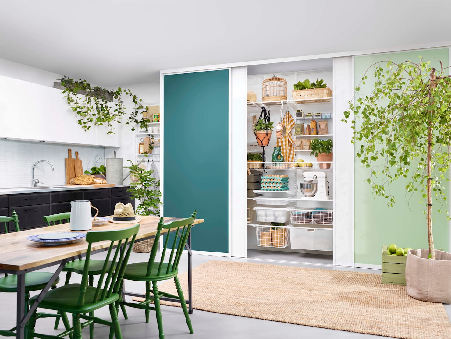 6 genius storage ideas for your kitchen