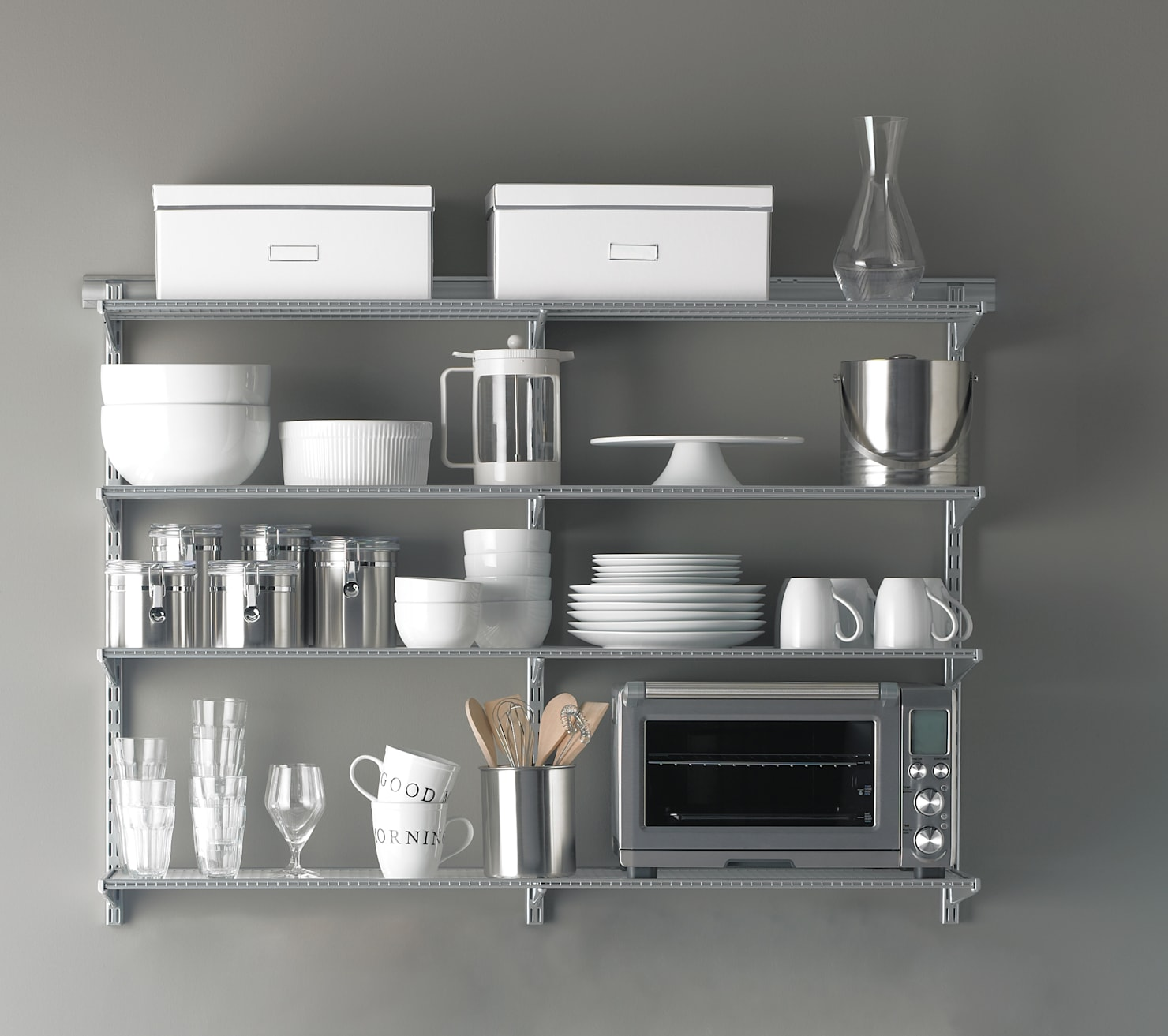 Home improvement: 10 ways to build your own shelves