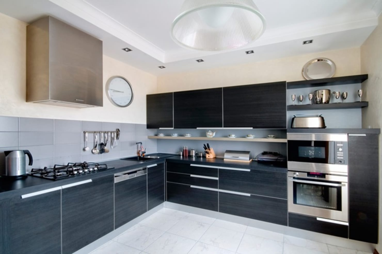 10 modern kitchens to inspire you to bedeck your own