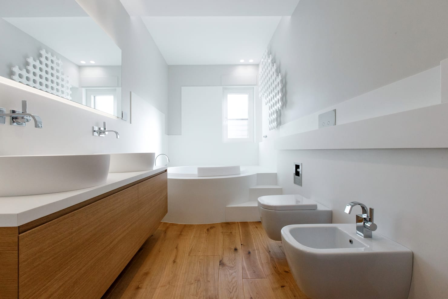 Bathroom design ideas from top interior architects
