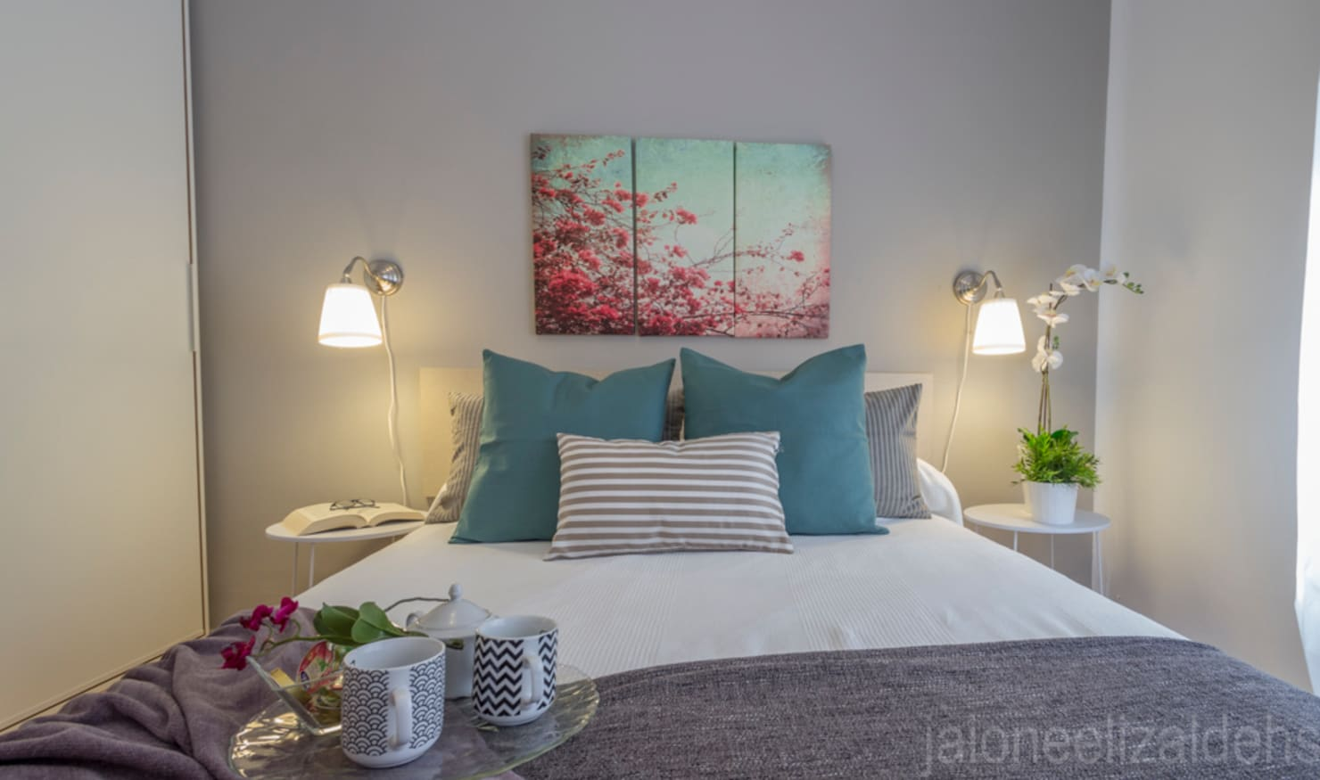 8 ideale Farbtöne für das Schlafzimmer