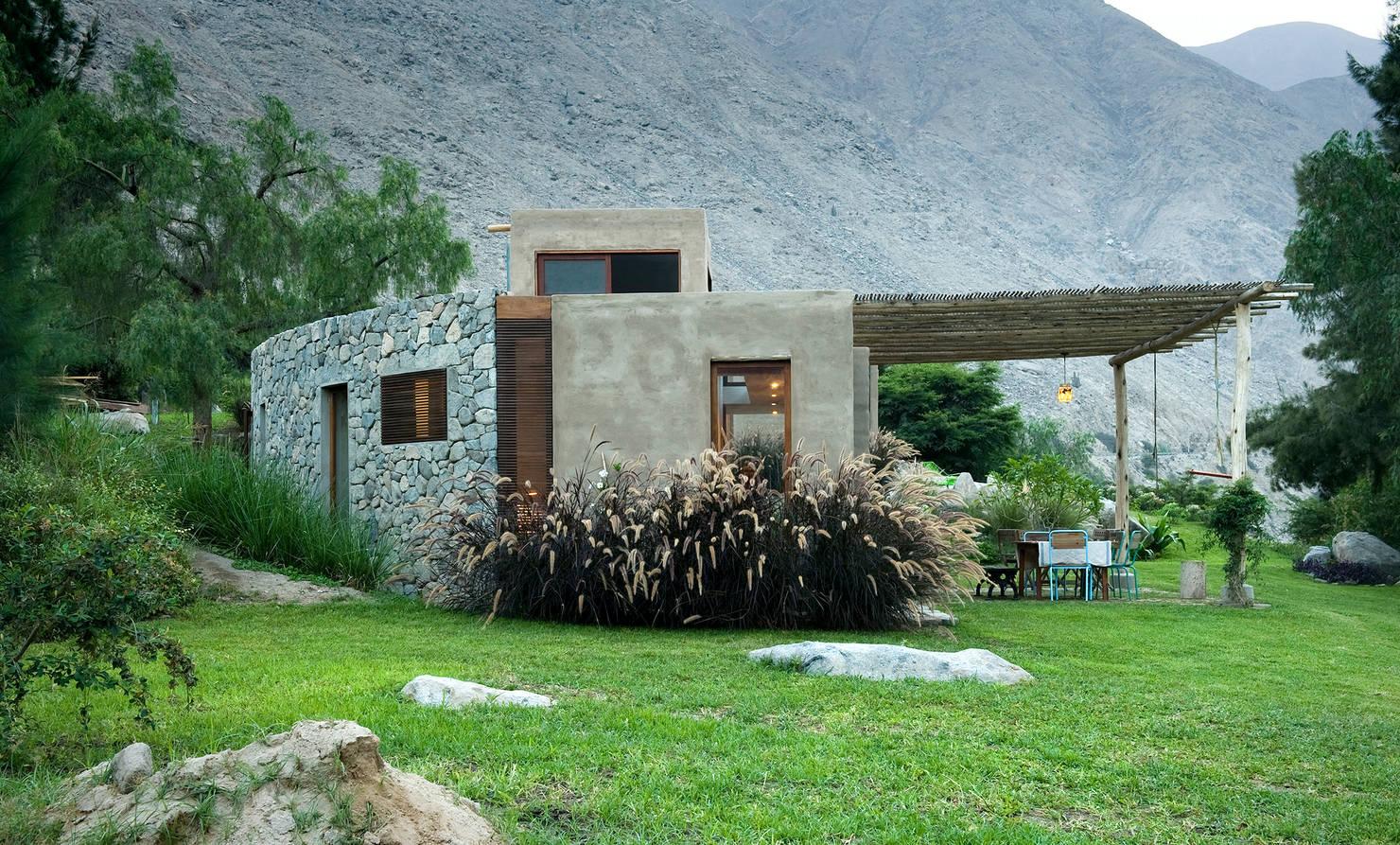 Excelentes casas de la sierra peruana