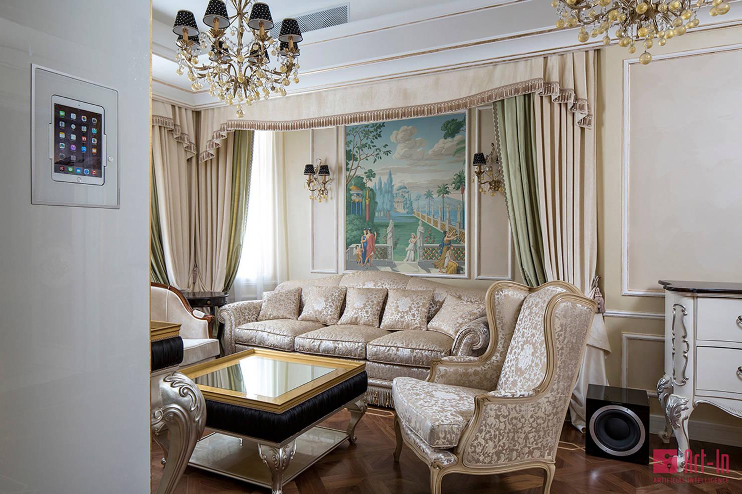 На фото - Чем отличается барокко от рококо — двуликая страсть к люксу