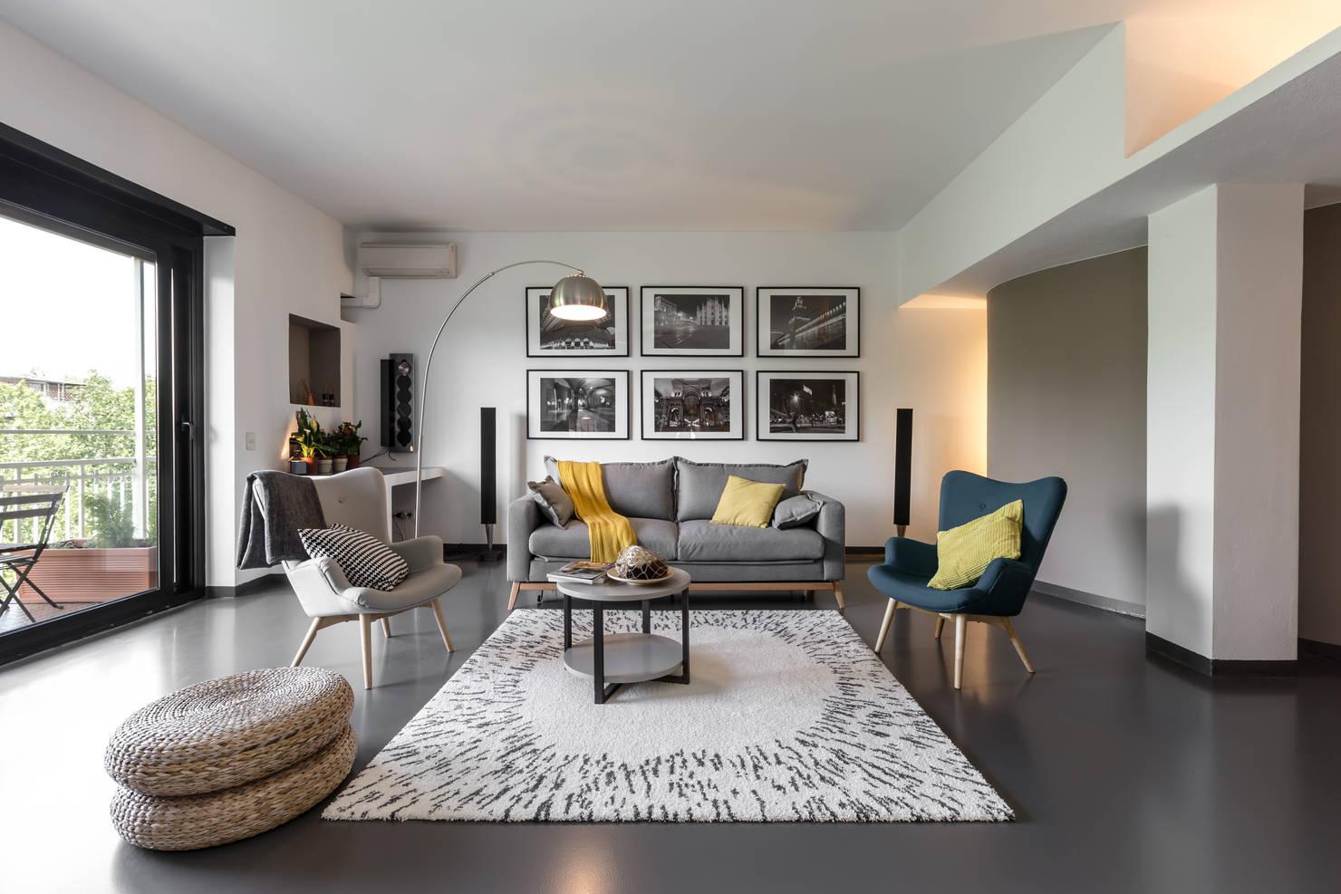 Progetti di Home Relooking a Milano
