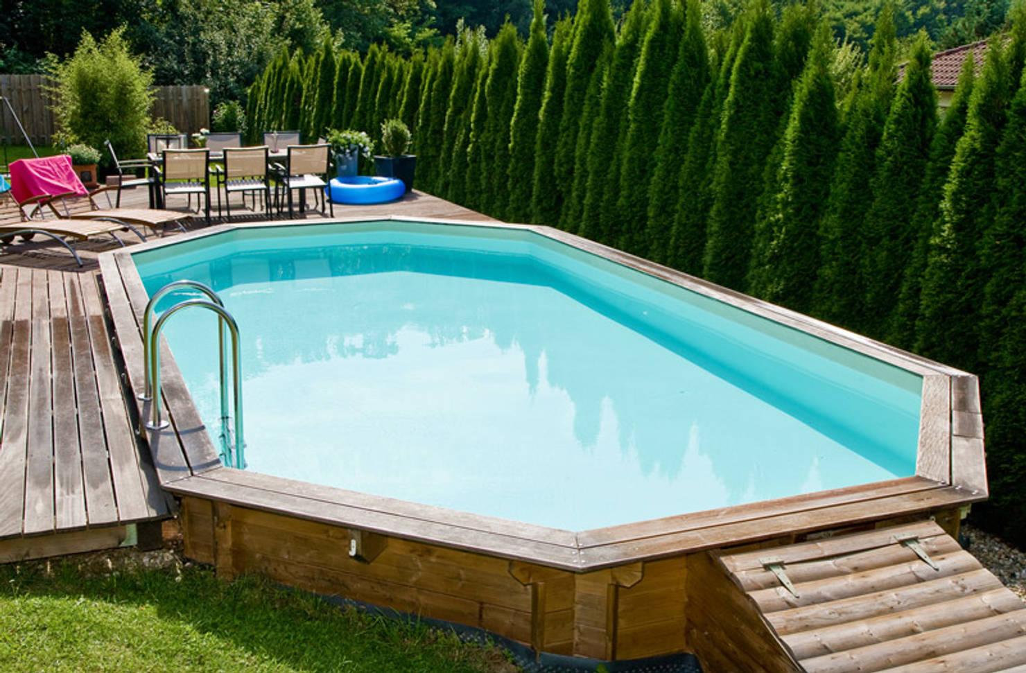 9 piscinas, jacuzzis y fuentes perfectas para transformar tu jardín