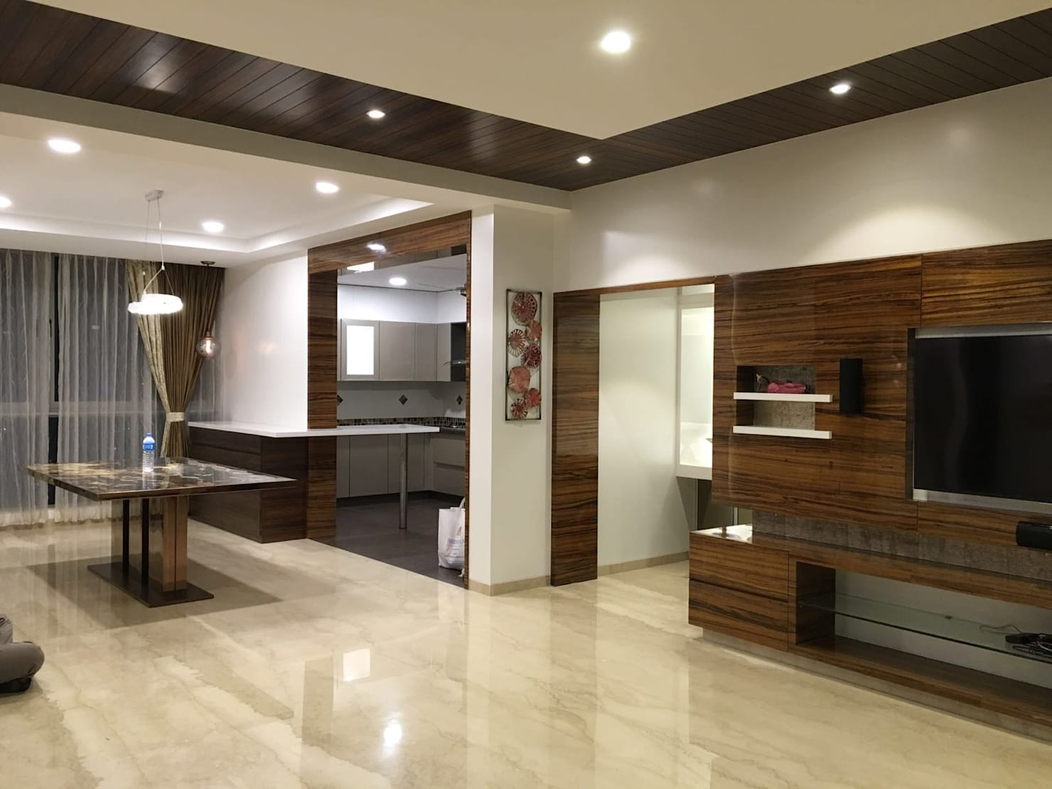 11 Fabulous Interior's Pictures of a Bangalore Apartment