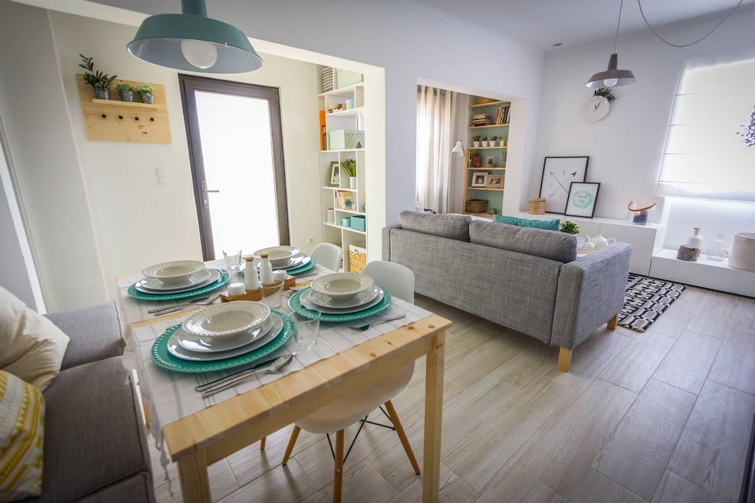 Kreative Gestaltungsoptionen für kleine Wohnungen