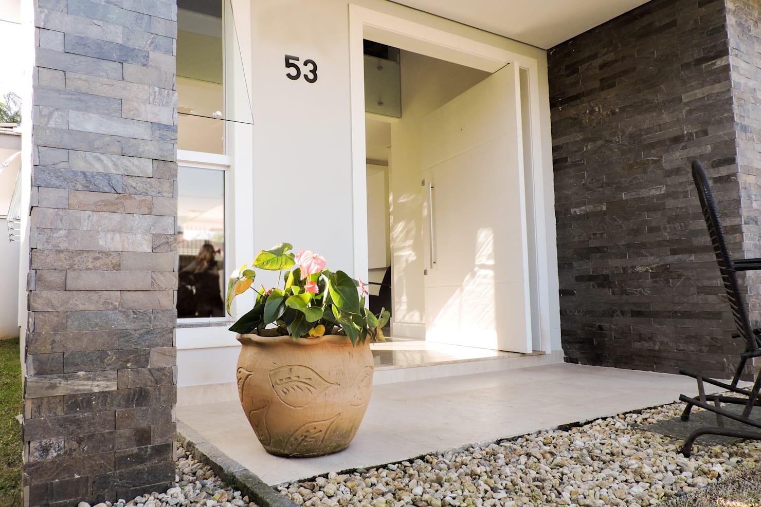 15 simple ideas that will make your entrance look beautiful