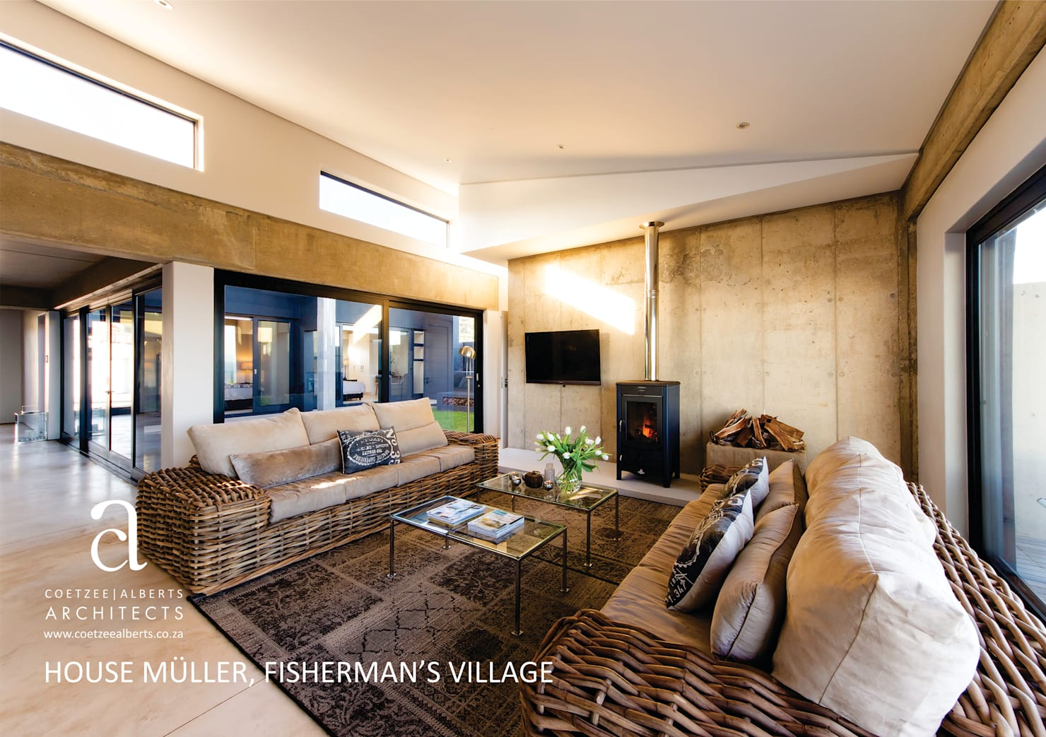 11 pictures of beautiful South African living rooms