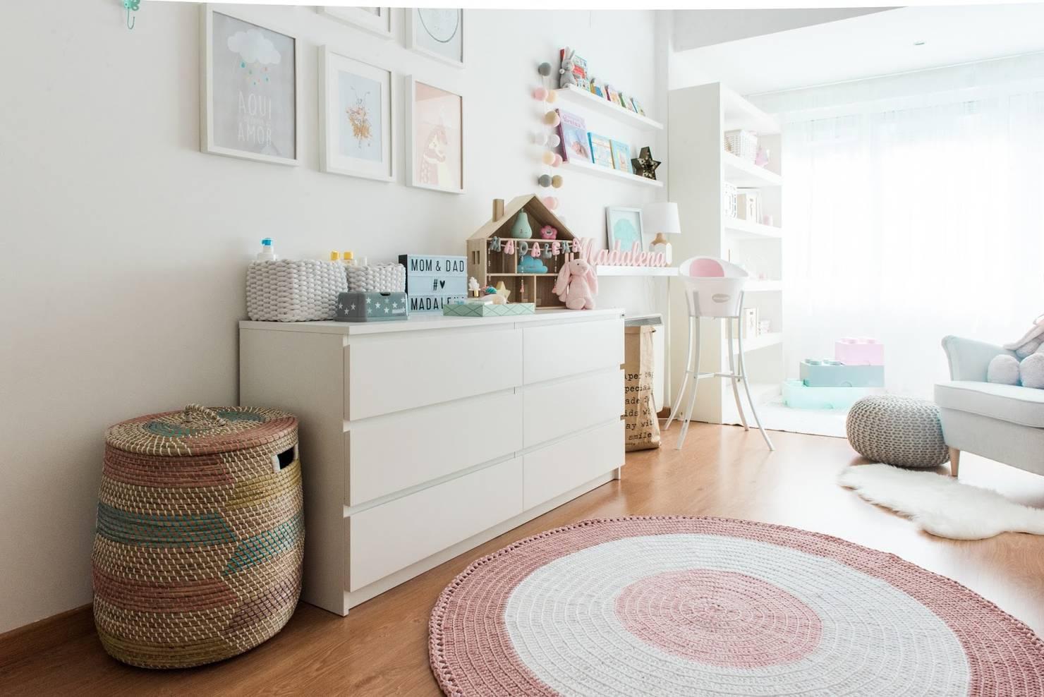 Ikea mobilyalarını evimde nasıl kullanabilirim: 9 örnek fotoğraf!