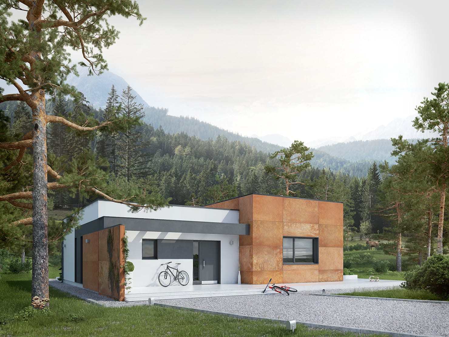 A stunning and affordable prefab home (with plans)