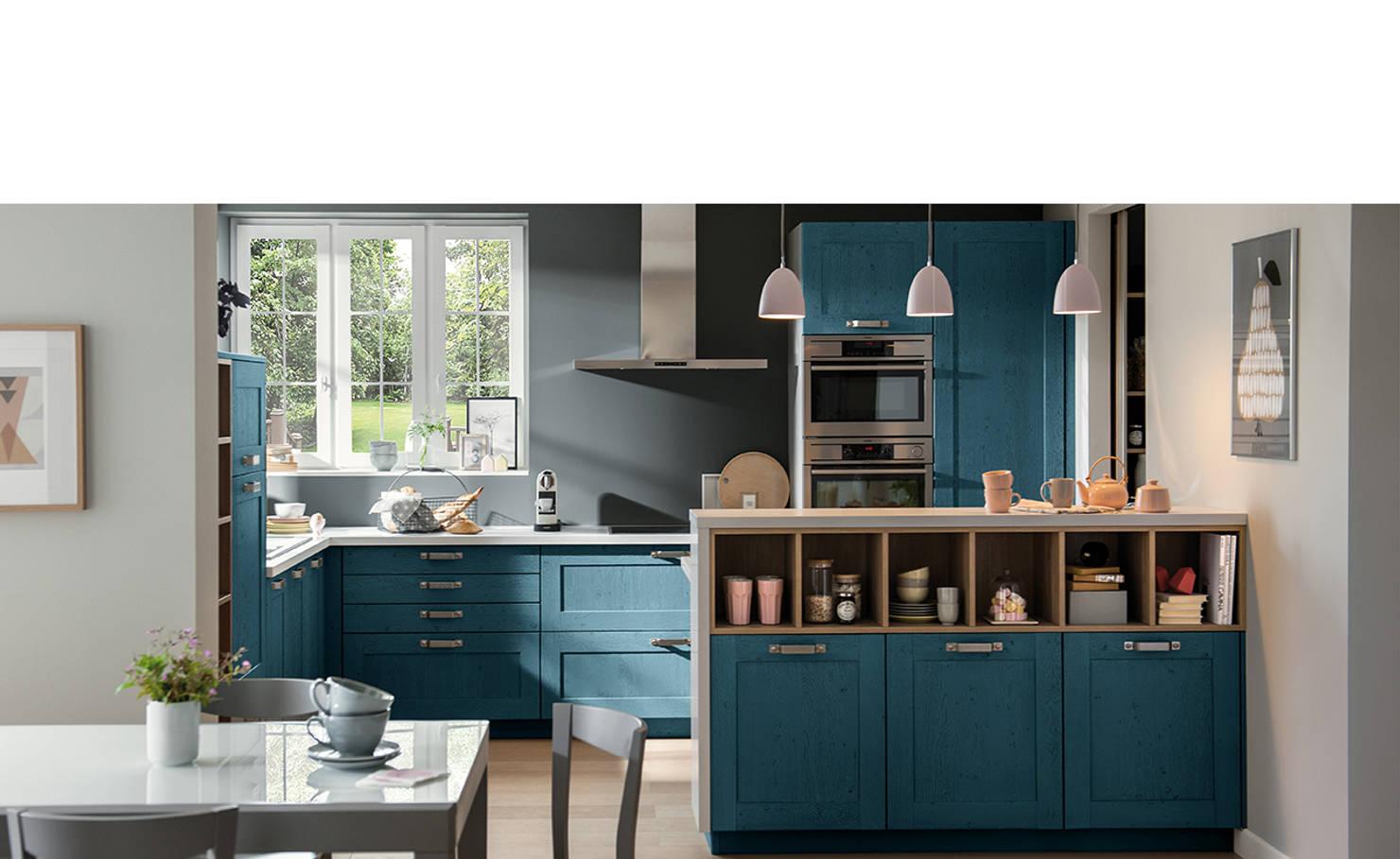 6 steps to a better kitchen storage scheme