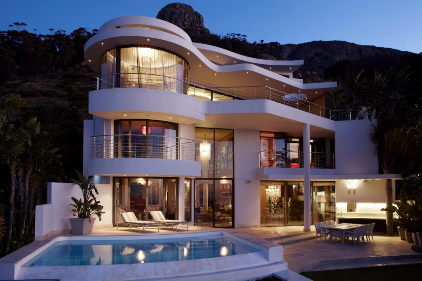 Explore this stunning South African home with us