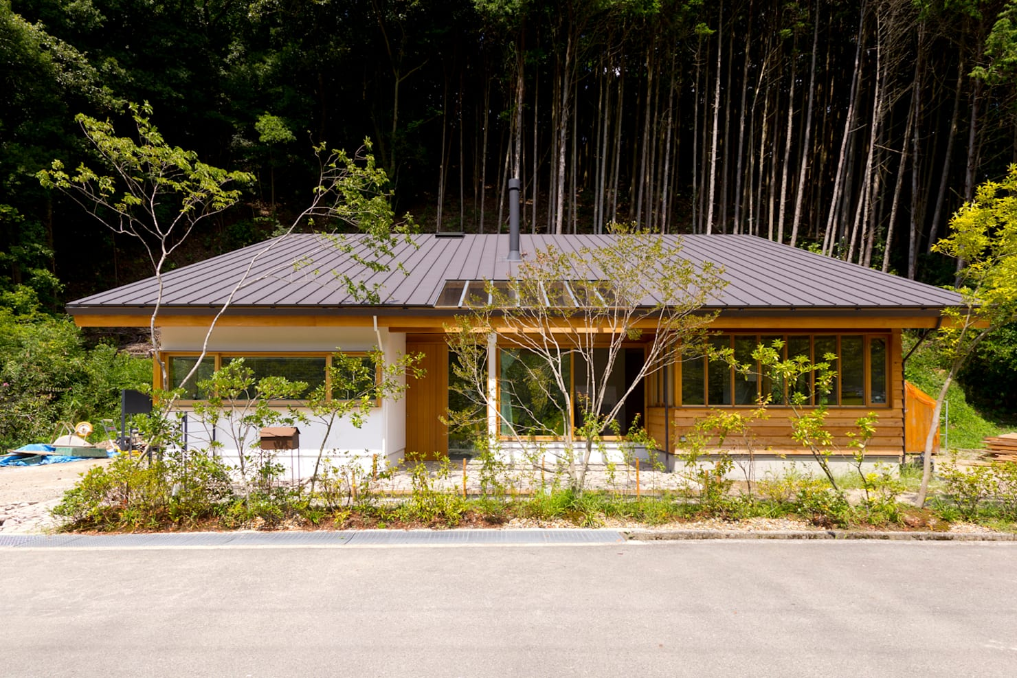The one-storey timber home of your dreams
