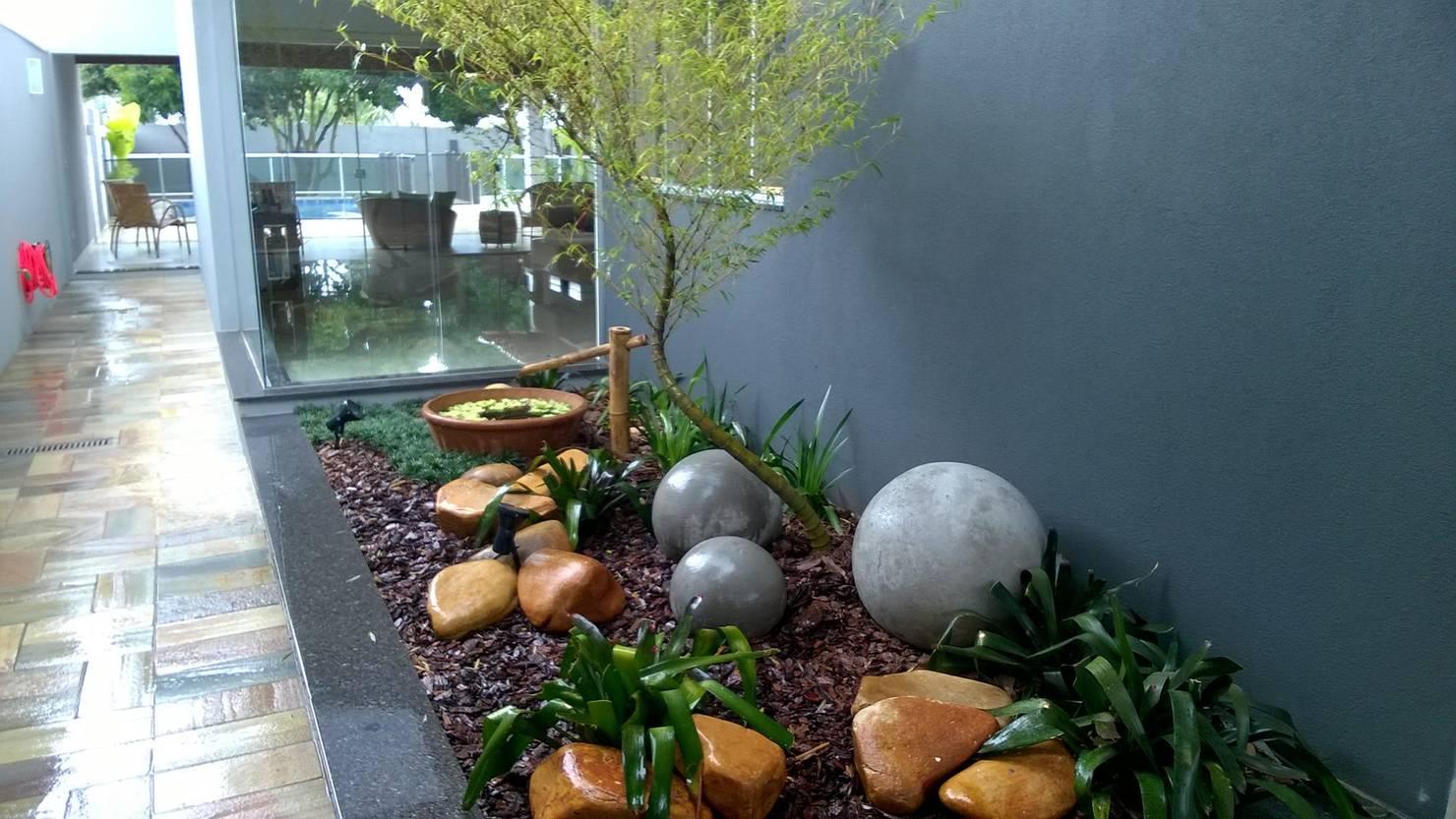 25 petits jardins et entrées qui vous inspireront !