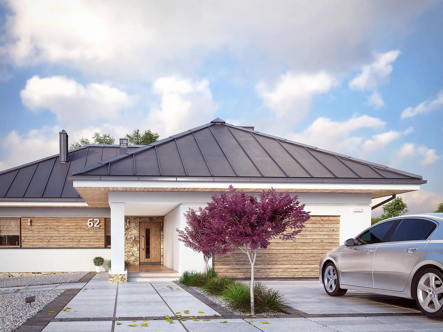 Энергоэффективный дом с умной планировкой за 4,9 млн