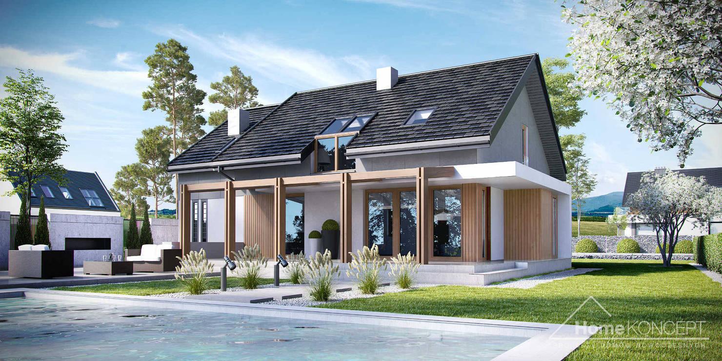 Büyüleyici bir yazlık ev