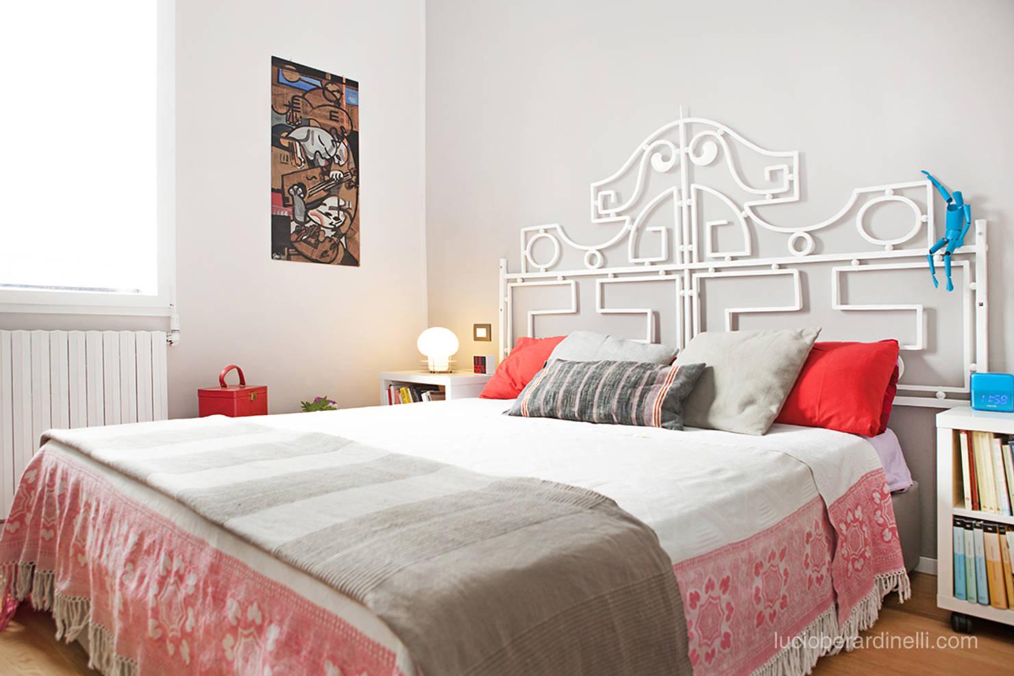 Soluciones creativas (y preciosas) para un dormitorio pequeño
