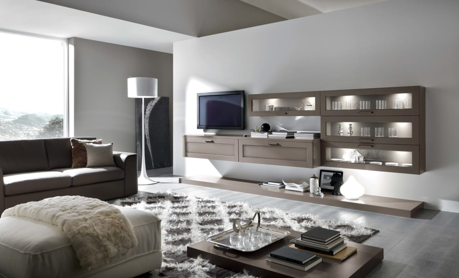 Luxury living room storage furniture you'll love!