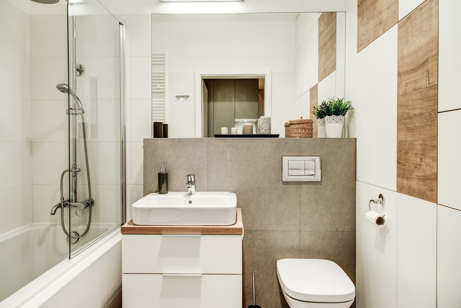 Top 5: from bathrooms that will wow you to patio decor ideas!