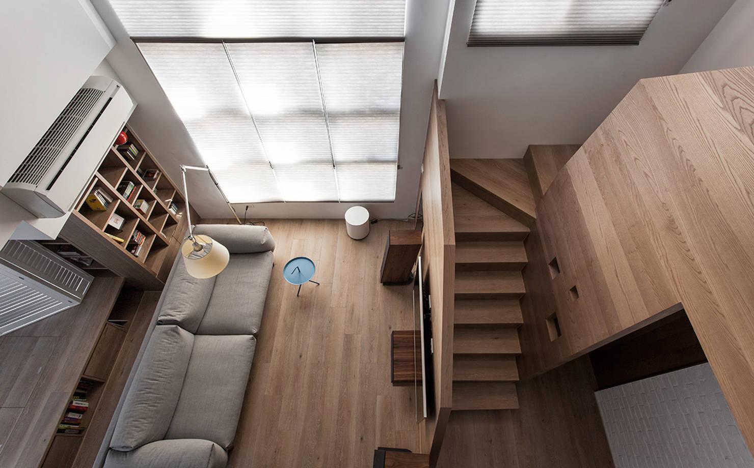 작은 공간의 한계에 도전하다, 작지만 넓어 보이는 작은 집 11선