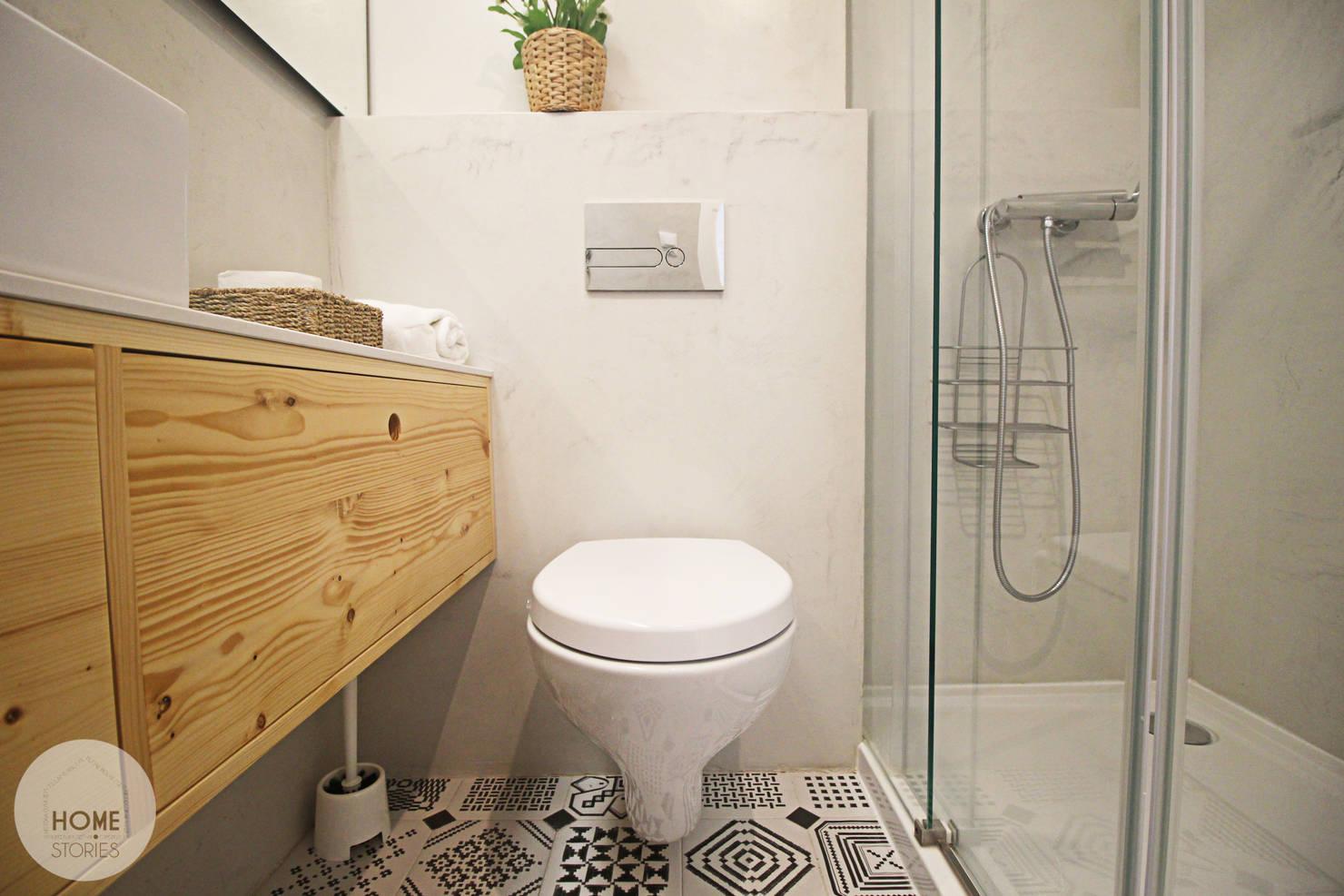 10 baños pequeños que te inspirarán a mejorar el tuyo