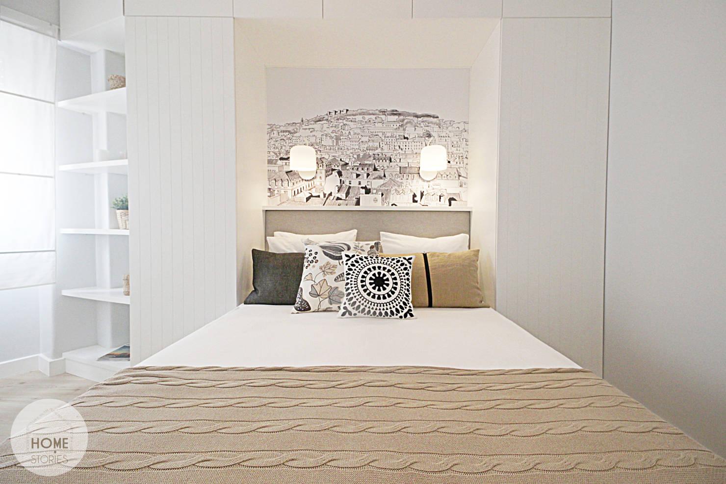 6 x Inspiration für euer kleines Schlafzimmer