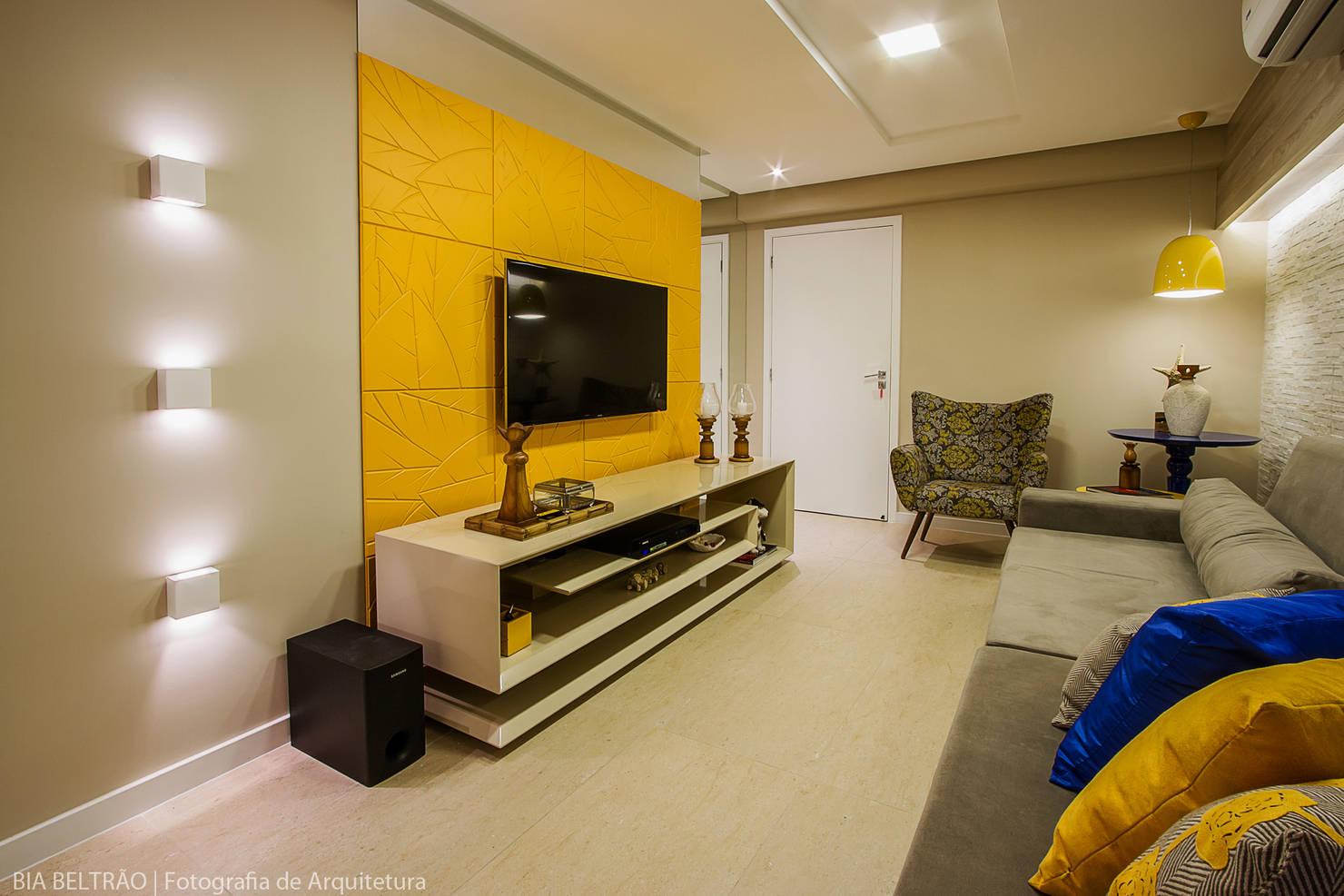 Decoração Com Amarelo: 60 Inspirações Para Iluminar a Sua Casa!